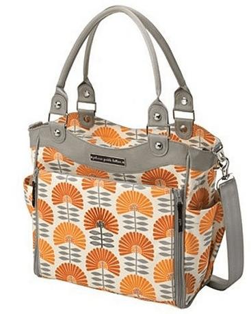 Petunia Pickle Bottom City Carryall Diaper Bag