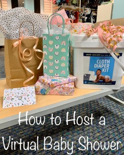 How to Host a Virtual Baby Shower