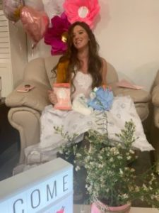 Virtual baby shower - diaper and Milkdaze
