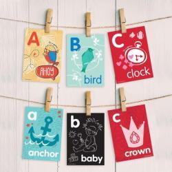 ABCs of Genius Flashcards