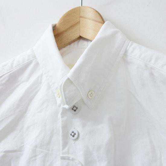 nisica (ニシカ) ボタンダウンシャツ