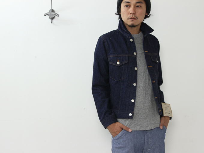 YAECA(ヤエカ) DENIM JACKET