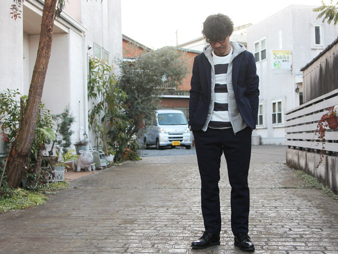 CURLY(カーリー) TRACK JACKET & TRACK TROUSERS