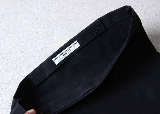 FUJITO (フジト) Record Shop Bag