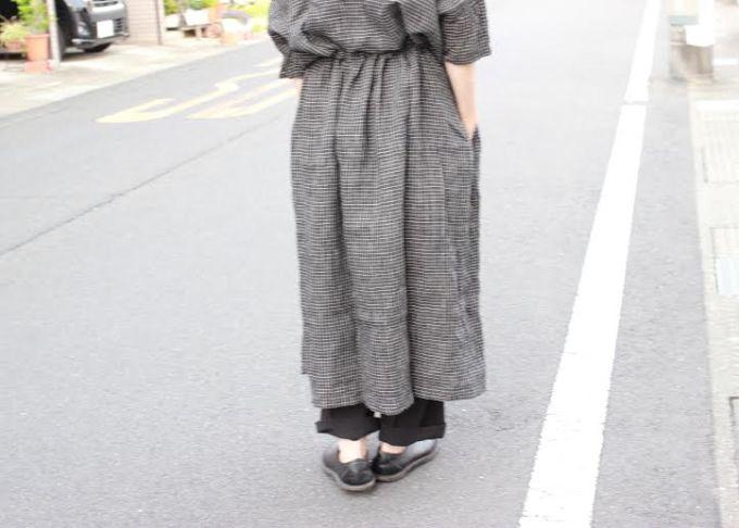 jujudhau (ズーズーダウ) KINCHAKU DRESS