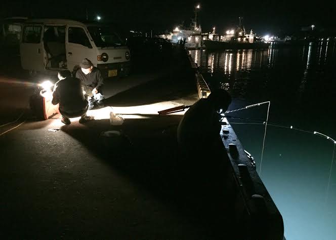 釣り部の活動