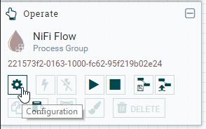 NiFi Configuration