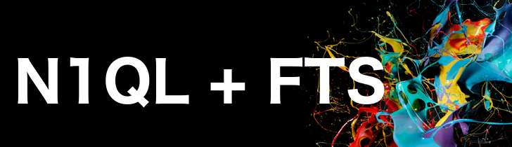Running FTS Queries in N1QL