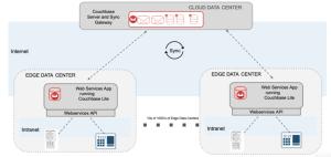 Edge Computing: Couchbase Lite Web Services App