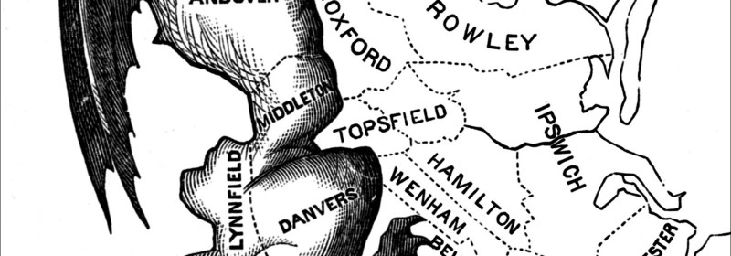 Taming the Gerrymander with Geospatial Search