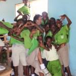 School Where I Volunteered First Time in Ghana