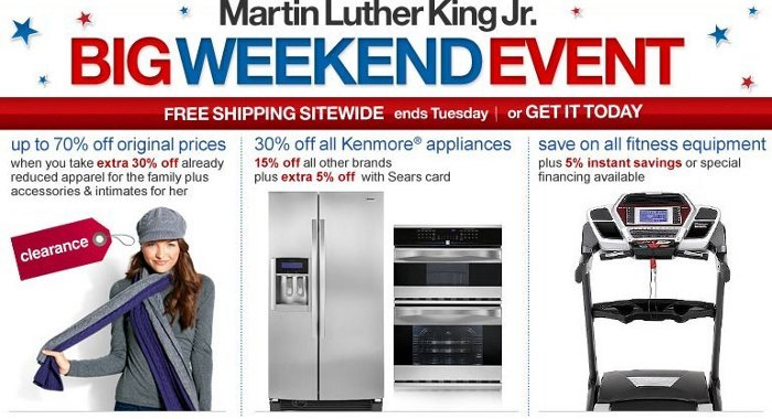 Image result for mlk sales