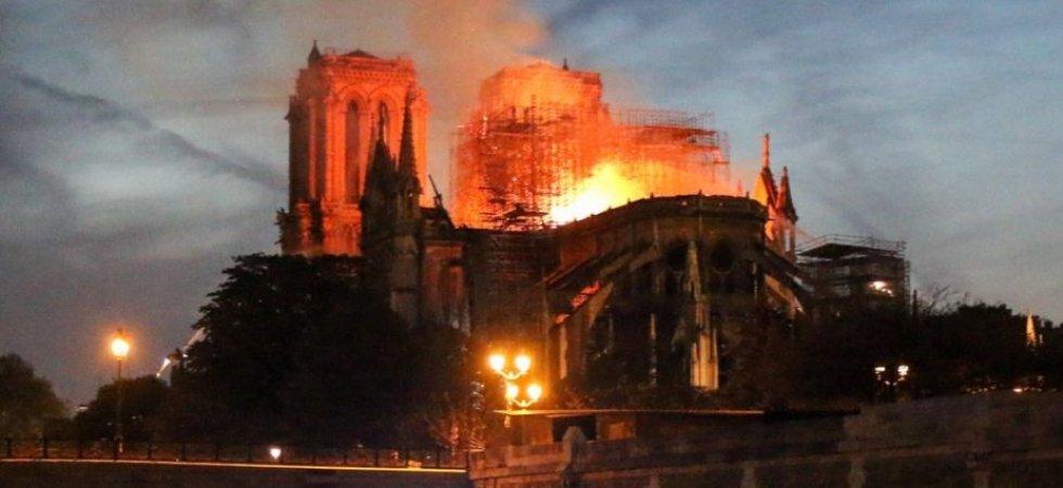 Relever Notre Dame de Paris, c'est sauver le cœur de la France