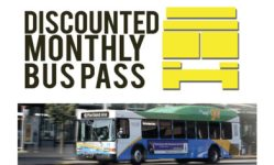 Discounted Monthly Bus Passes