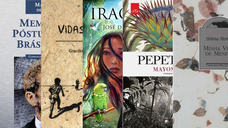 Fuvest 2018: lista obrigatória de obras para literatura