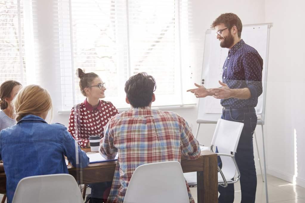 As competências necessárias para a formação de um líder