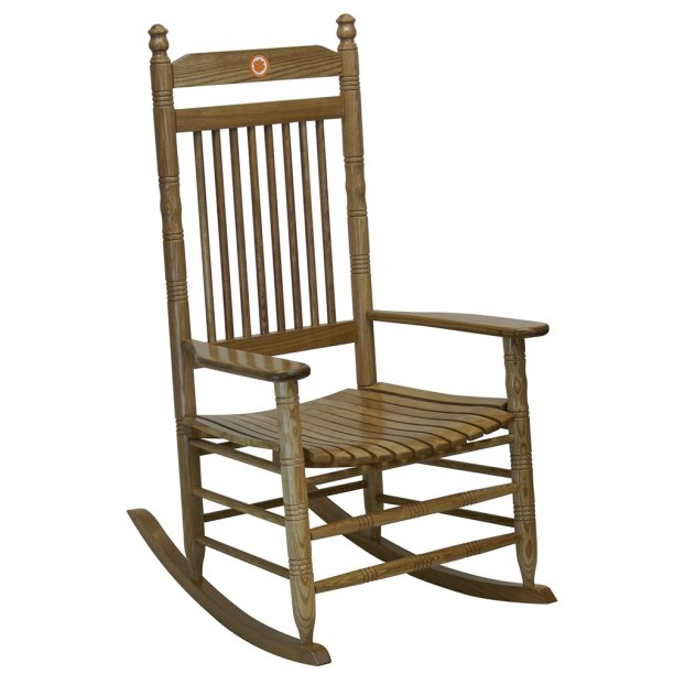 Hardwood Rocking Chair - Clemson