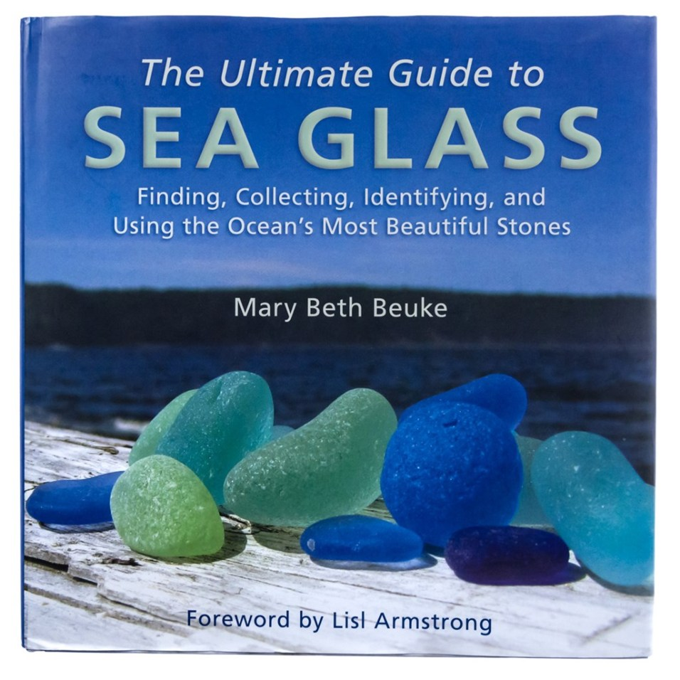 Sea Glass Book