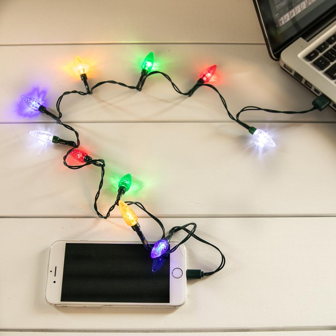 Christmas Light Charger