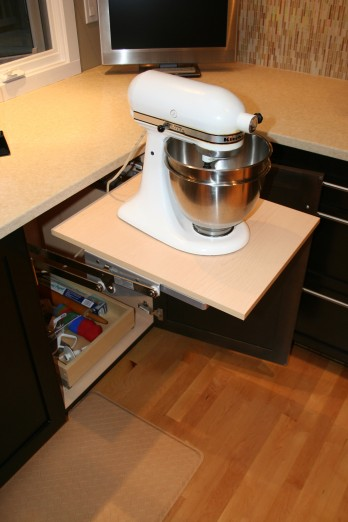 kitchen sink with cutting board aid gas cooktop clearing precious countertop work space