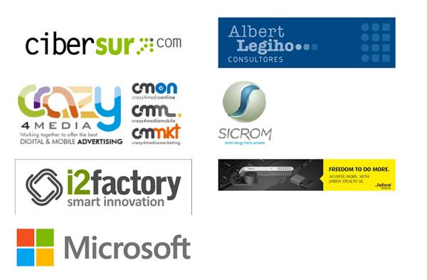 empresas patrocinadoras