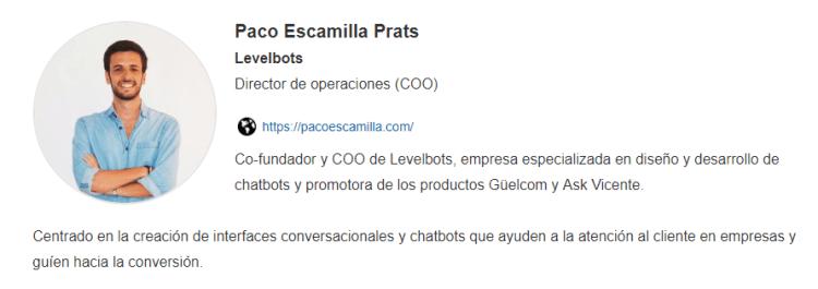 Sevilla Startup Week Paco escamilla