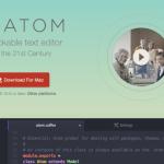 もう本当に僕はDreamWeaverは必要ない!GitHubのテキストエディタ「Atom」がかなり良さそう!