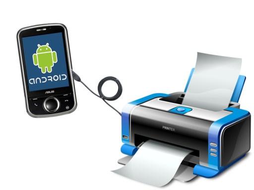 Imprimir Arquivos pelo Android