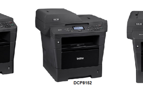 Multifuncionais Brother DCP8112, DCP8152 e DCP8157