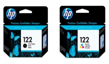 Cartucho de tinta HP 122