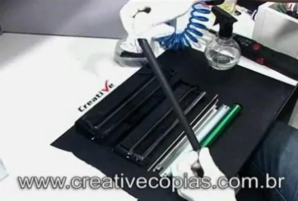 Developer Toner Samsung D104