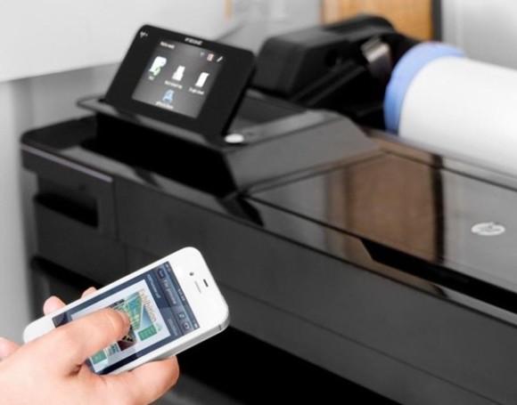 Plotter de Impressão: Plotter HP DesignJet