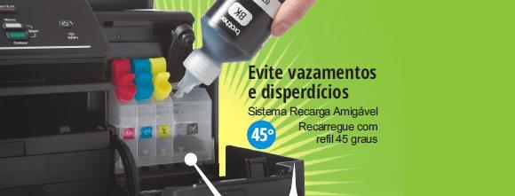 Impressora Brother Tanque de Tinta