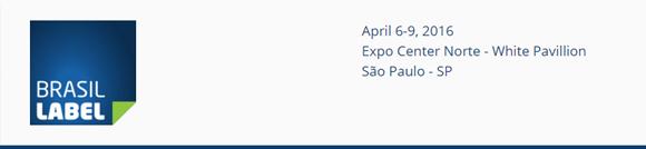 Brasil Label 2016