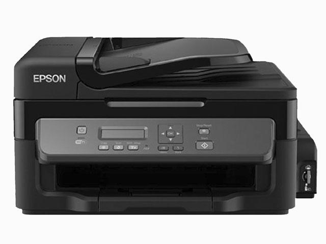 Impressora Epson WorkForce WF-M205 M-205 | Monocromática Otimizada