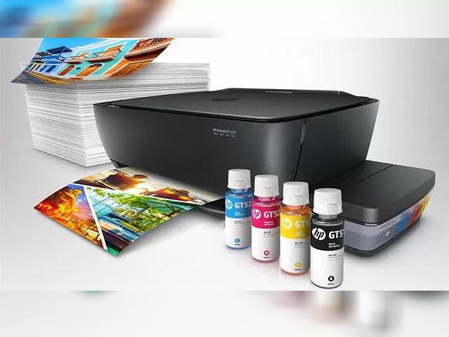 Impressoras tanque de tinta - jato de tinta