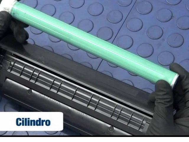 Cilindro de Toner - Cartucho HP