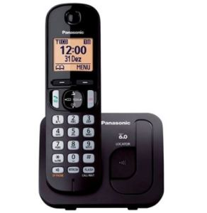 telefone Sem Fio Panasonic KX-TGC210