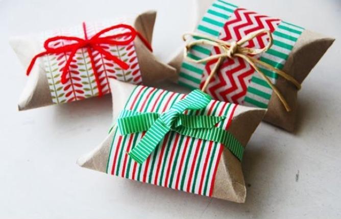 21 diy gift wrap