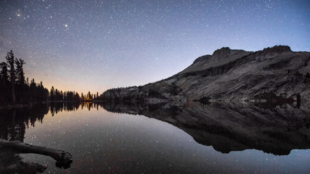 The Best Camera and Settings for Night Photography