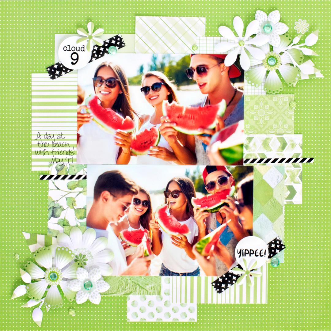 green-mix-match-scrapbook-sketch-layout-creative-memories1