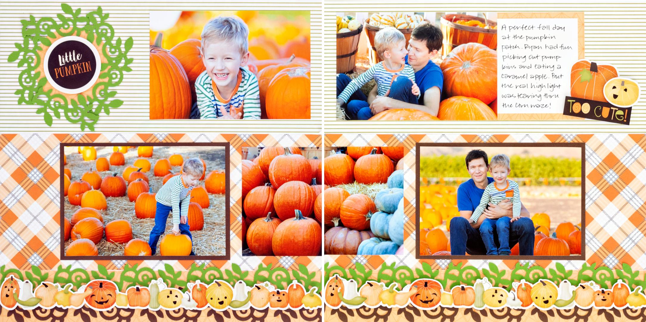 Pumpkin-Spice-Pumpkin-Scrapbook-Layout-Creative-Memories1