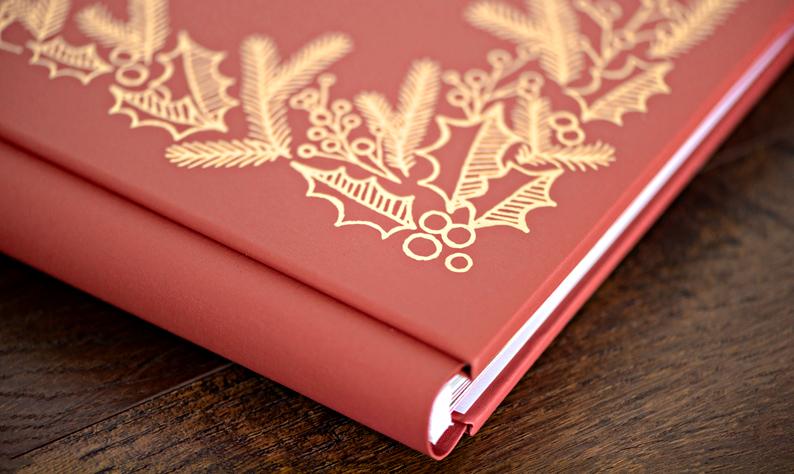 Red-Holly-Christmas-Scrapbook-Creative-Memories
