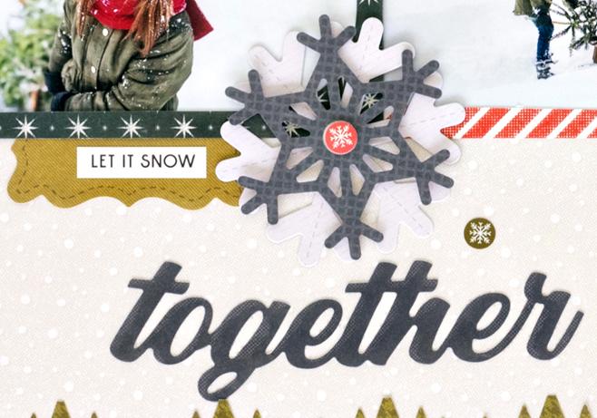 Seasons-Greetings-Christmas-Scrapbook-Layout-Process1