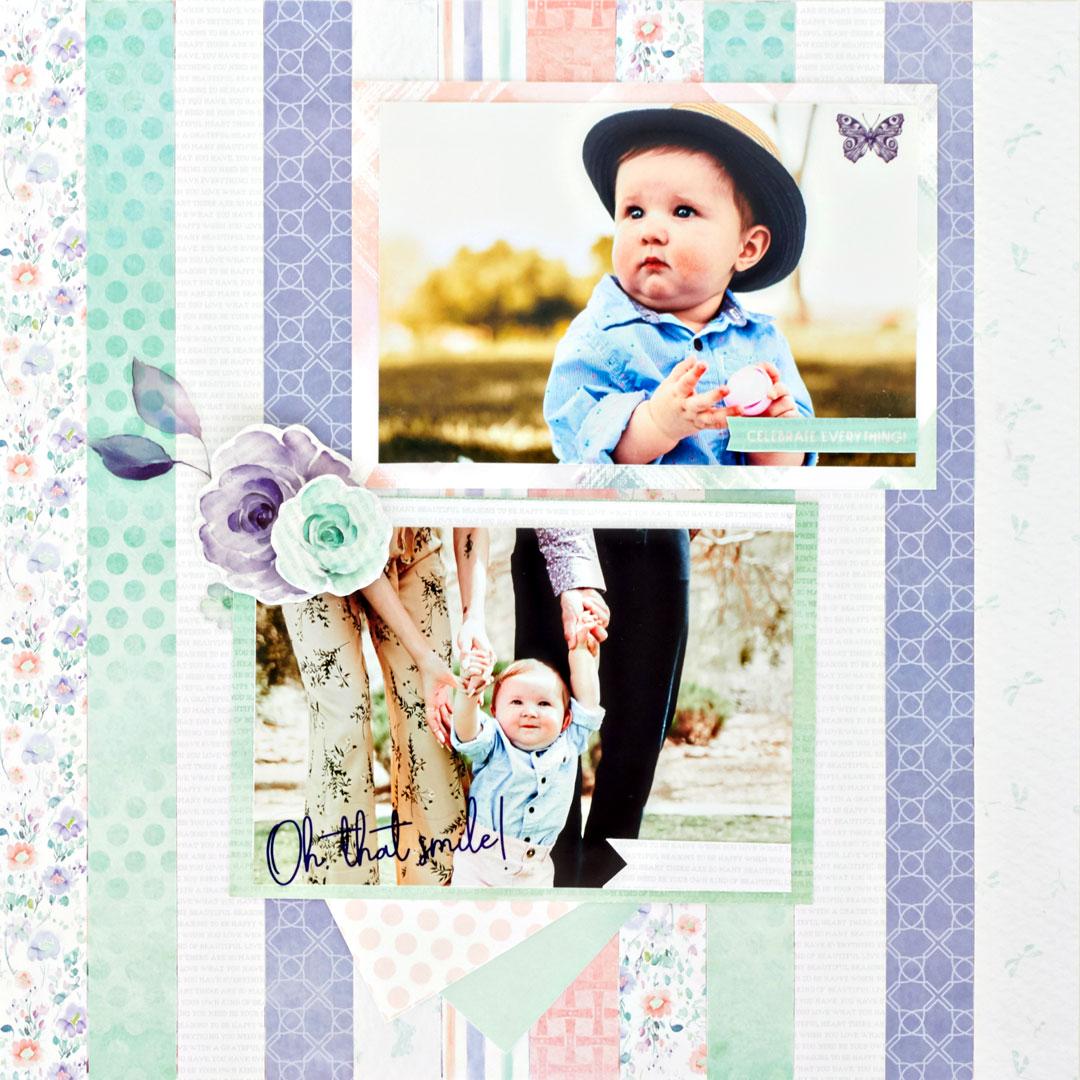 Flourish-Spring-Scrapbook-Layout-Creative-Memories