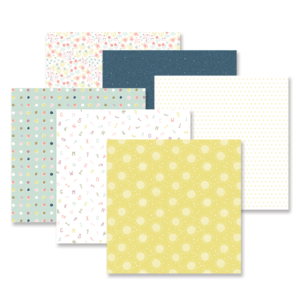 Storytime-Baby-Paper-For-Scrapbooking-Creative-Memories-657010-01