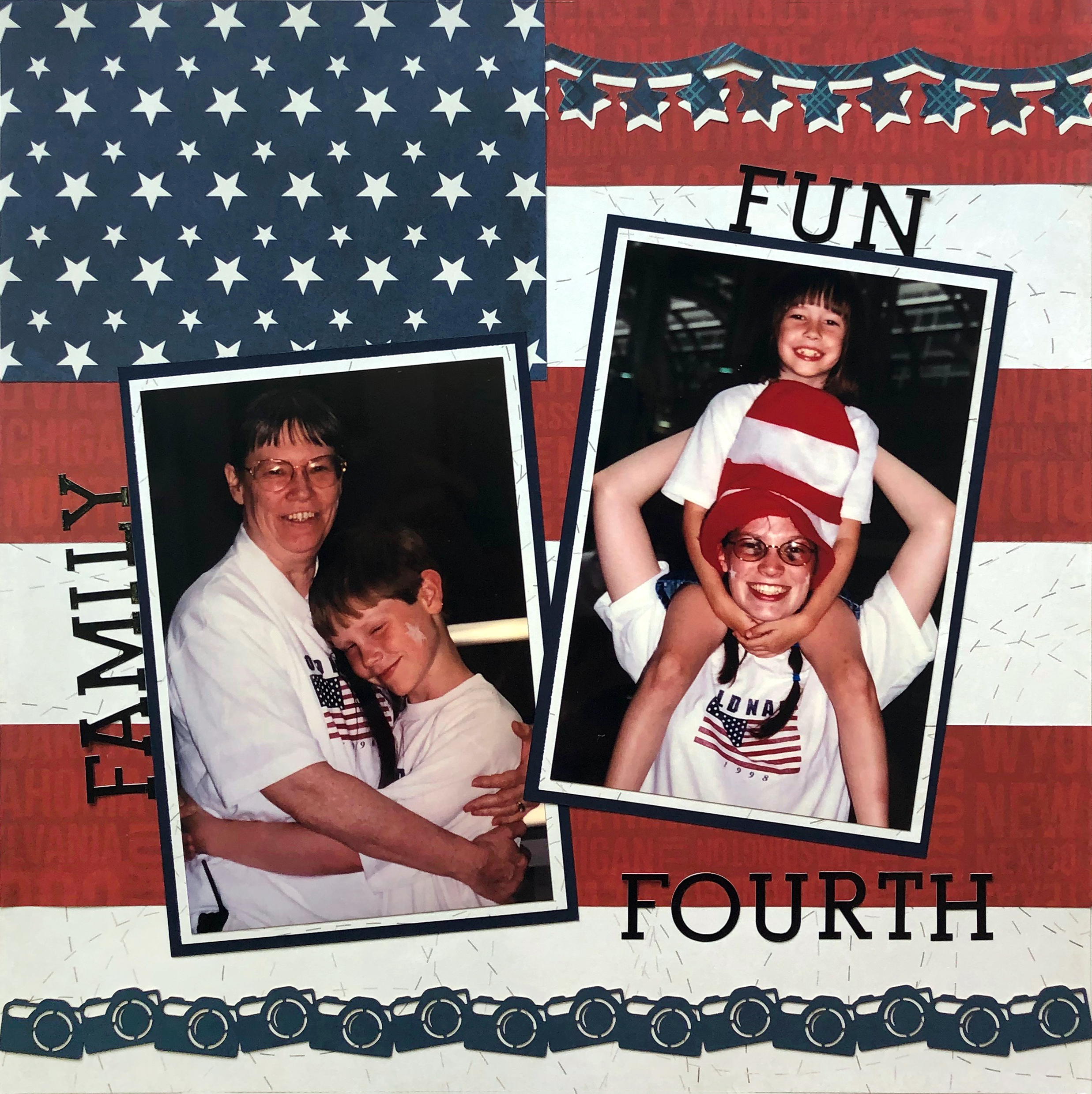 Fourth-of-July-Scrapbook-Layout-Creative-Memories