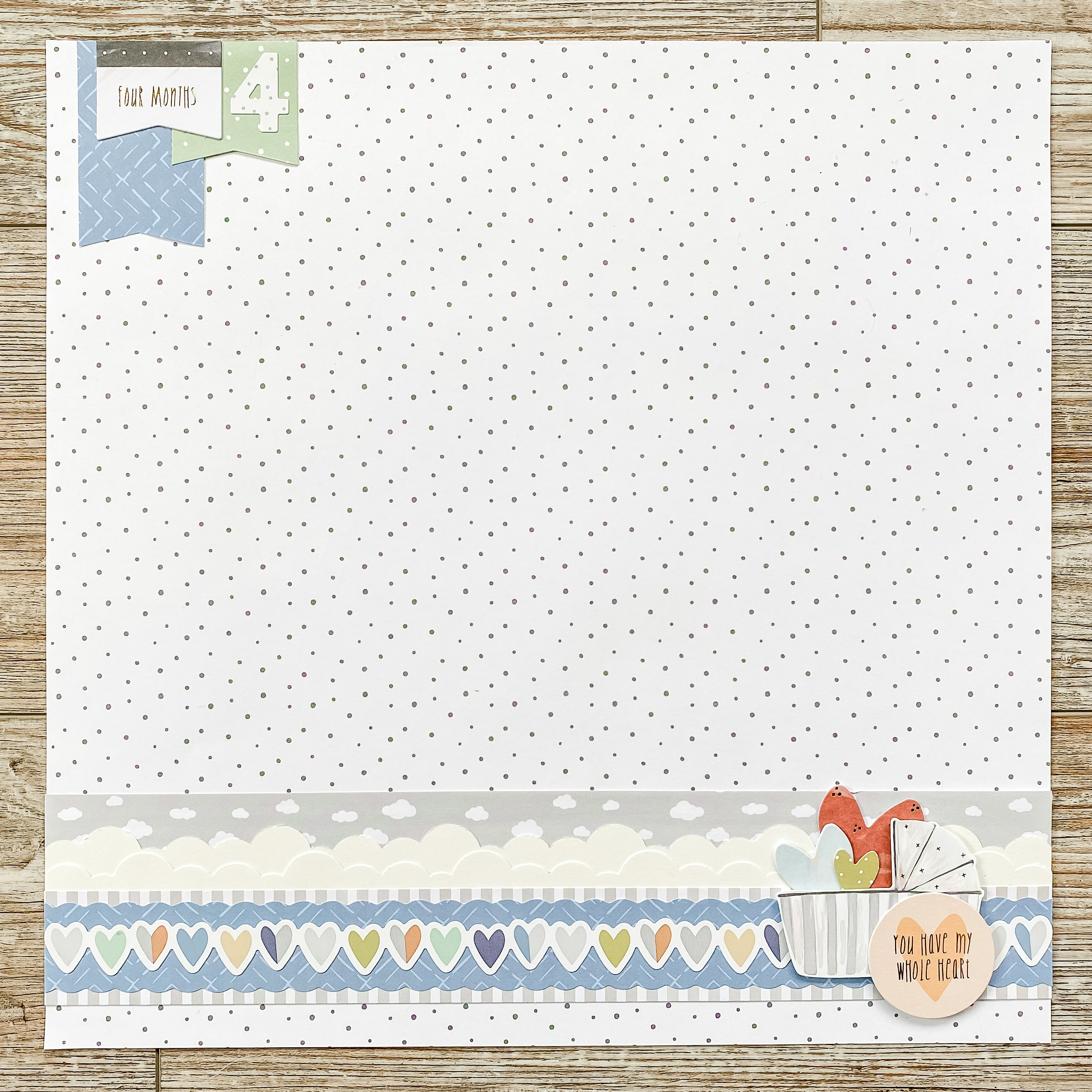 Little-Dreamer-Collection-12-Months-Borders-Creative-Memories-12