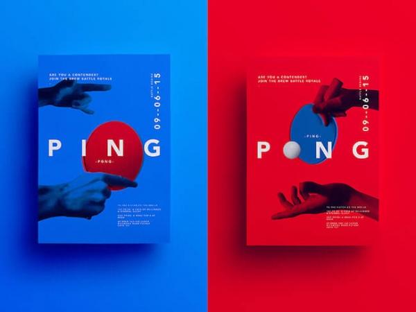 20 creative poster design ideas for
