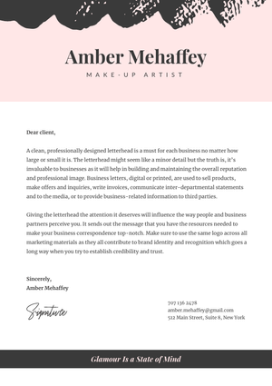 Cover Letter Templates And Ideas For 2021